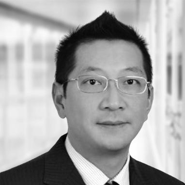 B/W Headshot of Jack Yao—Managing Partner, China | MPK International
