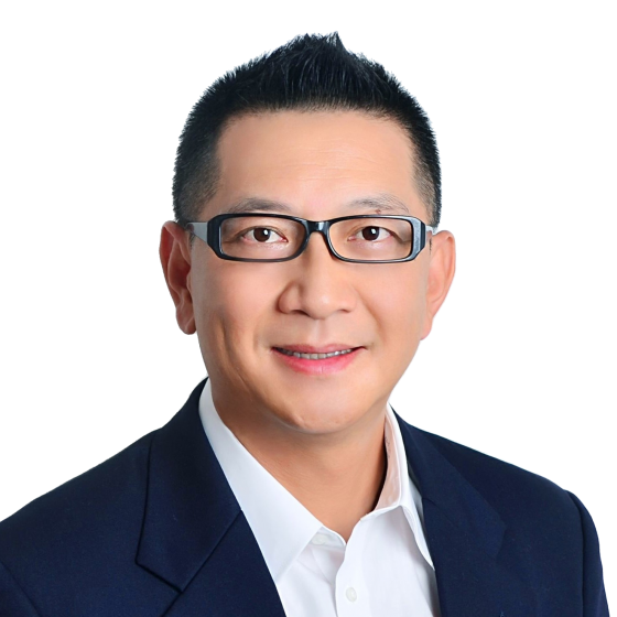 Color Portrait of Jack Yao, Managing Partner, China | MPK International | Shanghai, China