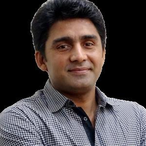 Color Portrait of Madhur Yadav, Managing Partner, India | MPK International | Gurugram, India