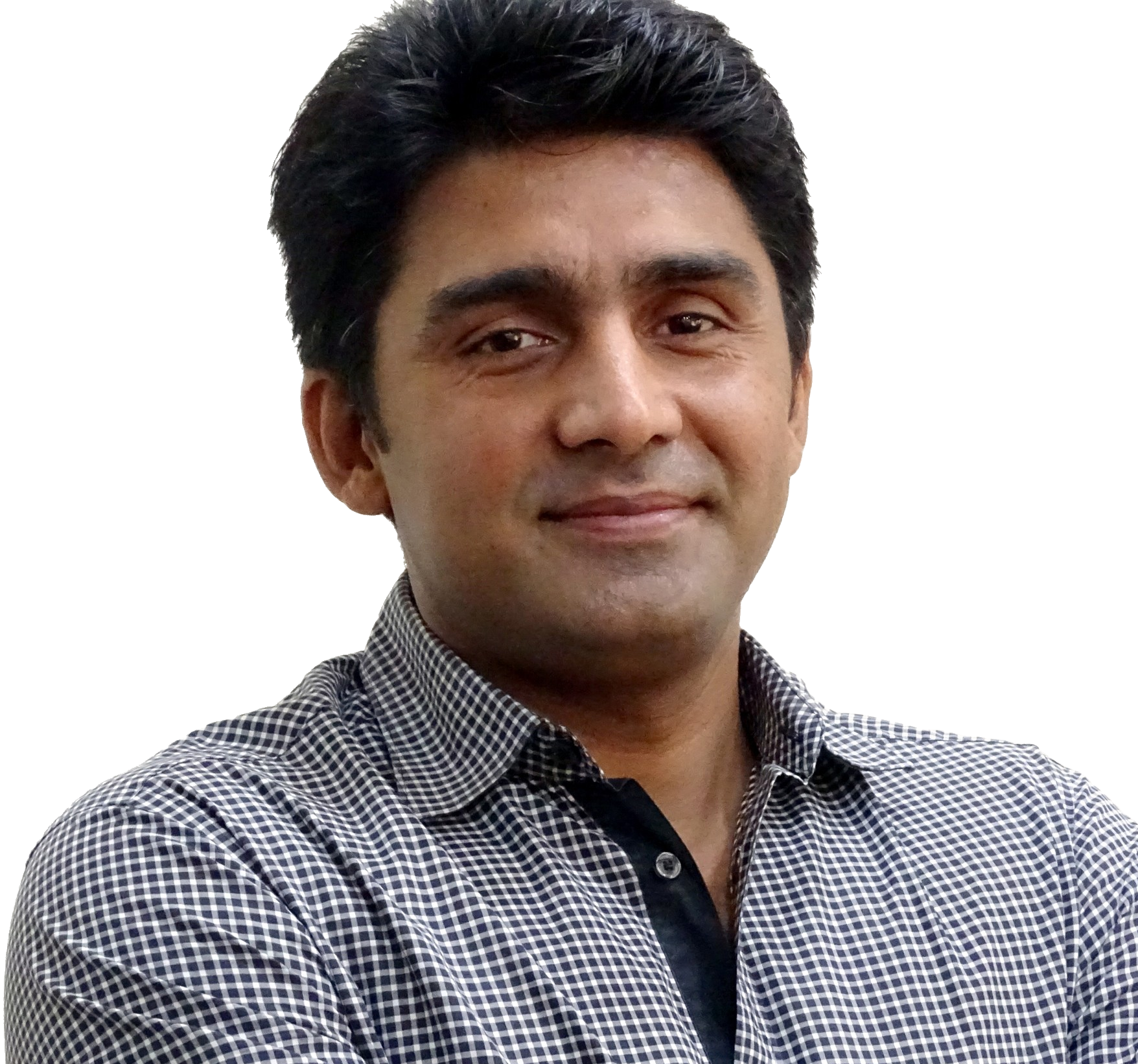 Color Portrait of Madhur Yadav, Managing Partner, India   MPK International   Gurugram, India